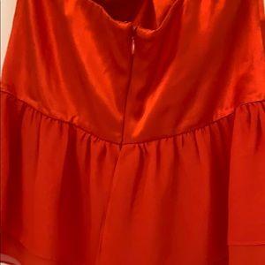 bebe Tops - Red Bebe top